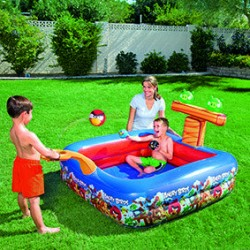 PISCINE INTERACTIVE ANGRY BIRDS